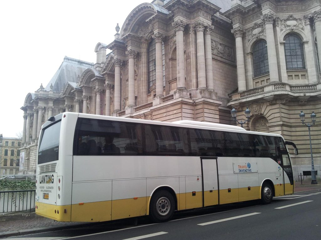 Busreizen door heel Europa