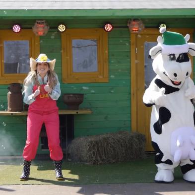 schoolreisje drentse koe