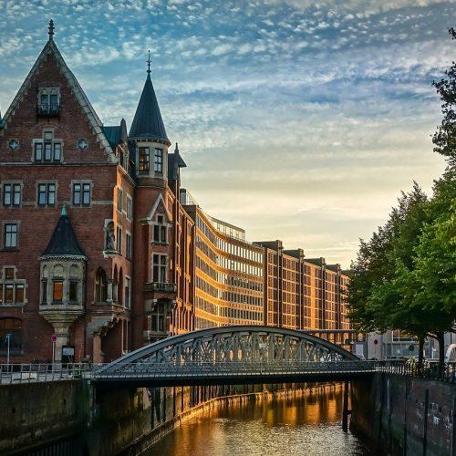Busreis Hamburg