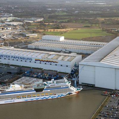 Dagtocht Meyer Werft